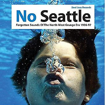 Soul Jazz Records Presents - No Seattle: Forgotten Sounds of the North West [CD] USA import