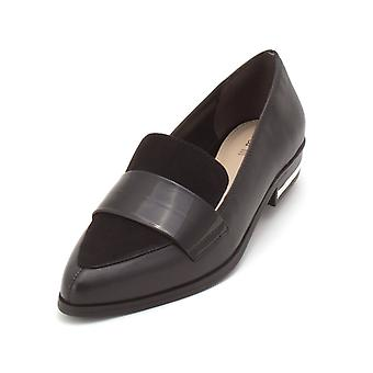Bar III Womens Involve2 Pointed Toe Loafers