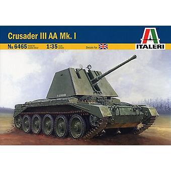 Italeri 6465S Crusader III AA Mk. I
