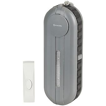 TechBrands High Volume Wireless Door Bell w/ Strobe (Hearing Impaired)