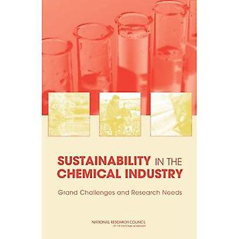 Sostenibilità nel settore chimico: Grand sfide e bisogni, ricerca una relazione di laboratorio