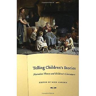 Contar cuentos para niños: literatura narrativa de la teoría y de los niños
