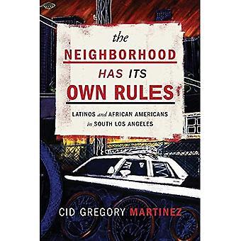 Il quartiere ha le sue regole: Latini e afro-americani nel sud di Los Angeles