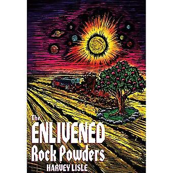 Le polveri di roccia animato