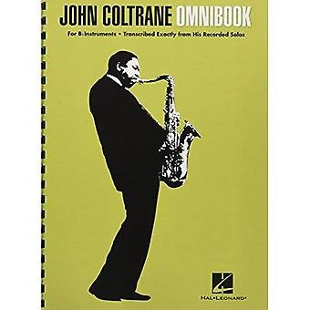 John Coltrane Omnibook for B-Flat Instruments