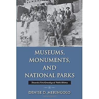 Museer, sevärdheter och nationalparker