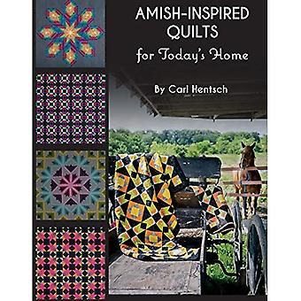Amish-Inspired Quilts for Today's Home: 10 Brilliant Patchwork Quilts