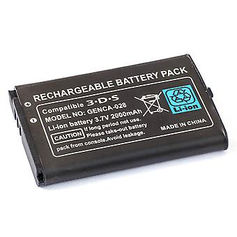 Rechargeable Lithium-ion Battery For Game Console Nintendo 3DS N3DS 1300 mAH