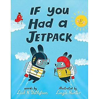 Jos olisit Jetpack