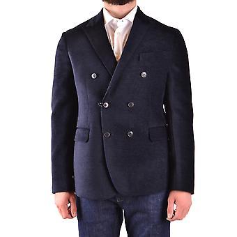 Brian Dales Ezbc126025 Men's Blue Other Materials Blazer
