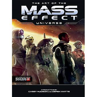 The Art of the Mass Effect Universe by Various - Casey Husdon - Vario
