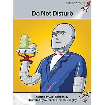 Do Not Disturb by Jack Gabolinscy - Michael Cashmore-Hingley - 978177