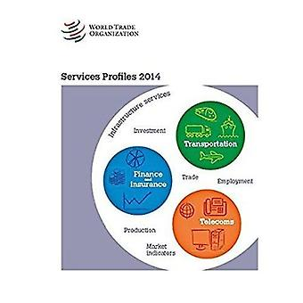 Perfiles Comerciales 2014 by World Trade Organization Wto - 978928703