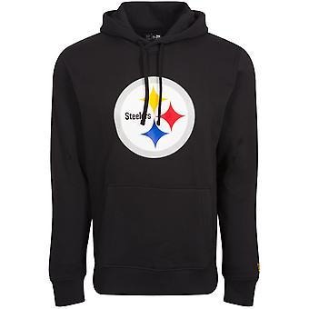 Новая эра Hoody - NFL Питтсбург Steelers черный