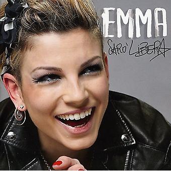 Emma-Saro ' libera (Sanremo Edition) [CD] EUA importação