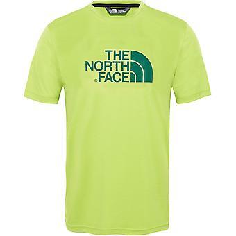 הפנים הצפוניות Tanken T93BQ6BP8 לגברים הקיץ חולצת טריקו
