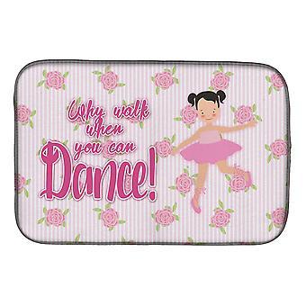 Carolines skatter BB5386DDM ballett musefletter oppvask tørking matte