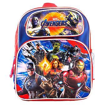 Pieni reppu-Marvel-Avengers End Game Movie uusi 009694