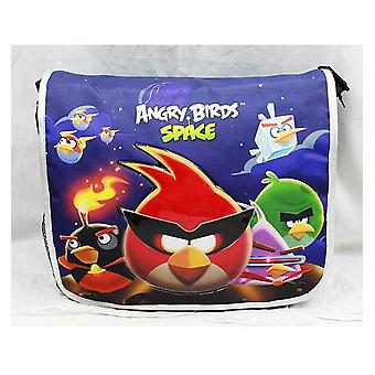 Bolsa de mensajero - Angry Birds - Space New School Book Bag an11524