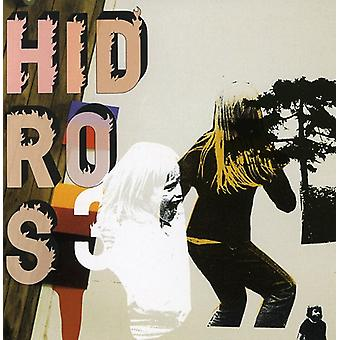 Sonic Youth/M Gustafsson - Hidros 3 [CD] USA import