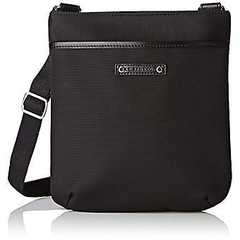 Le TanneurTWU1401 - Black Woman Shoulder Bag (Noir (N7)) 1x27x25 cm (W x H x L)