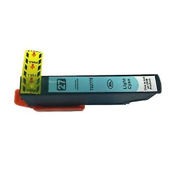 277XL Light Cyan Compatible Inkjet Cartridge