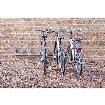 Mottez - Fietsenrek muurbevestiging (5 fietsen) 90°