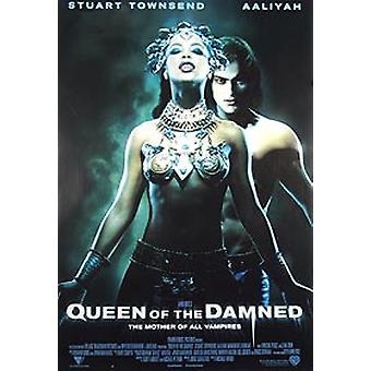Queen Of The Damned (Regular Reprint) Reprint Plakat