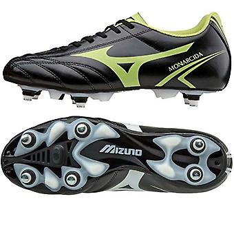 Mizuno Monarcida MIX Stivali da calcio maschili (Black-Lime)