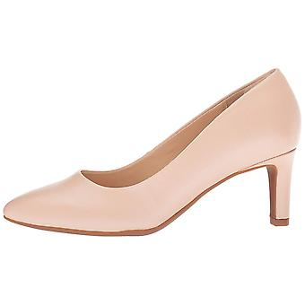 Clarks Womens Calla rose Leder Pointed Toe Classic Pumps