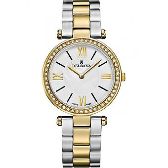 Delbana - Wristwatch - Ladies - Dress Collection - 52711.589.1.516 - Nice