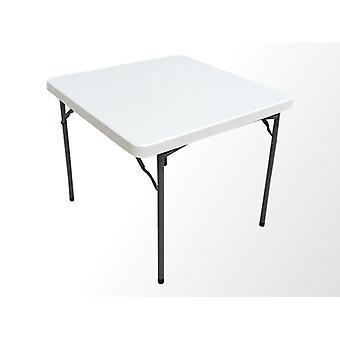 Tavolo banchetto PRO 88x88x74cm, Grigio chiaro (1 pz.)