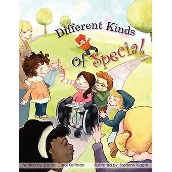 Different Kinds of Special by Koffman & Donna Carol