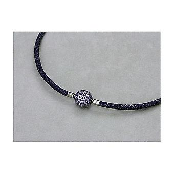 Luna-Pearls Ray Collier with bayonet clasp