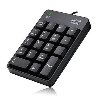 Clavier USB Numeric avec 18 touches