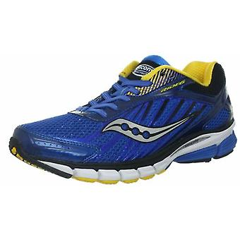 Saucony Mens Ride 6 Fabric Low Top Lace Up Trail Running Shoes