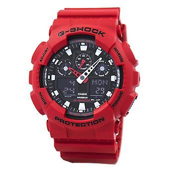 Casio G-Shock GA-100B-4A GA100B-4A Analog-Digital Men's Watch