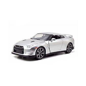 Nissan GT R R35 Diecast Model Car from Fast And Furious