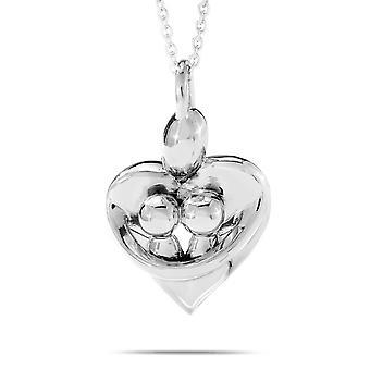 Hugs of Love Sterling Silver