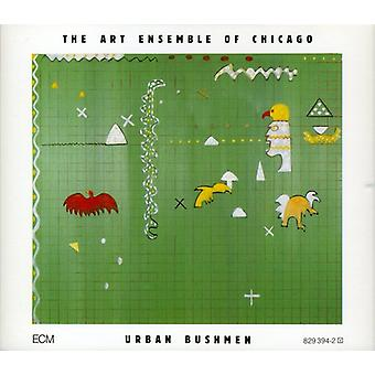 Art Ensemble of Chicago - Urban bushmän [CD] USA import
