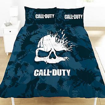 Call Of Duty reversibel Duvet Sett