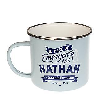 Histoire et Héraldique Nathan Tin Mug 66