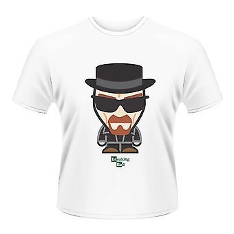 Breaking Bad Heisenberg Minion Walter White T-Shirt Ufficiale