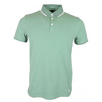 Hugo Boss Poltron lyhythihainen puuvilla vihreä poolo paita