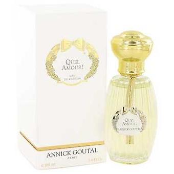Quel Amour By Annick Goutal Eau De Parfum Spray 3.4 Oz (women) V728-518303