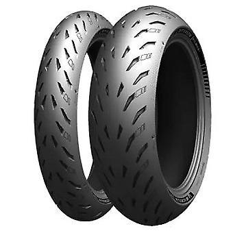 Motorcycle Tyres Michelin Power 5 ( 190/55 ZR17 TL (75W) Rear wheel, M/C )