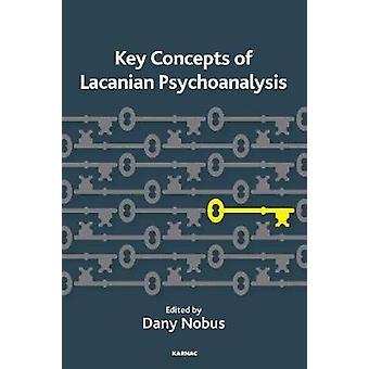Dany Nobusin keskeiset lacanialaisen psykoanalyysin käsitteet