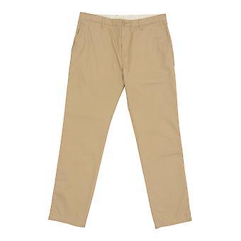 Casual Beige Lacoste men's trousers