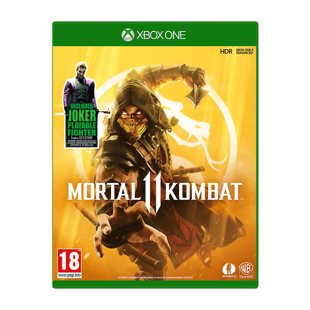 Mortal Kombat 11 Xbox One