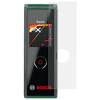 atFoliX Glass Protector compatible with Bosch Zamo 3. Generation 9H Hybrid-Glass